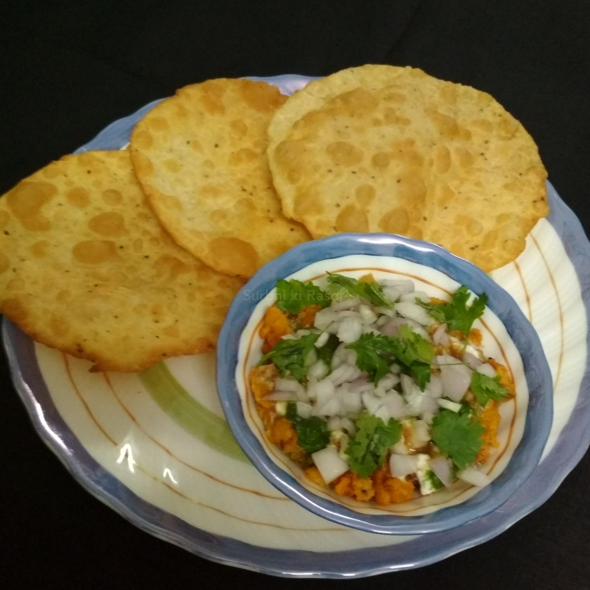 DAL PAKWAN - Recipe No. 35