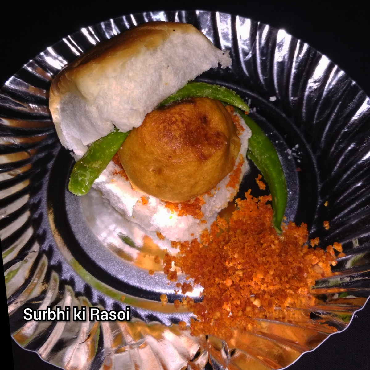 Vada Pav || Maharashtrian Style Vada Pav - Recipe No. 49