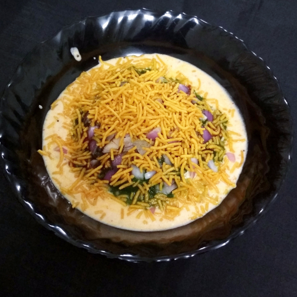 Bread Idli Chaat | Chaat Recipe