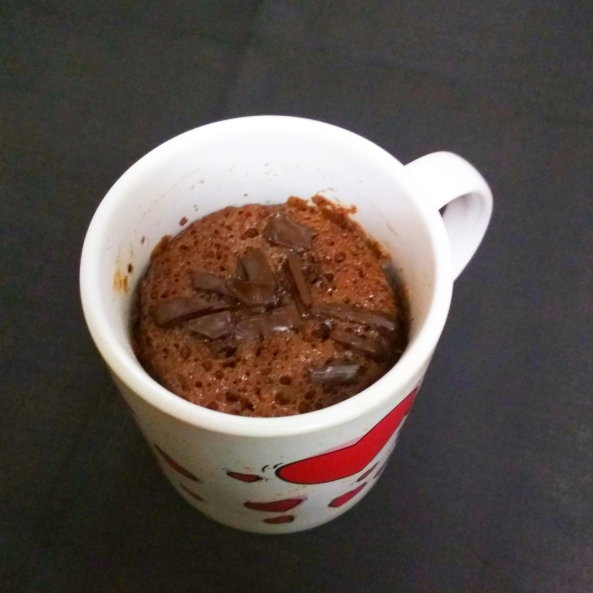 Brownie in Mug | New Year Special - Recipe No. 67