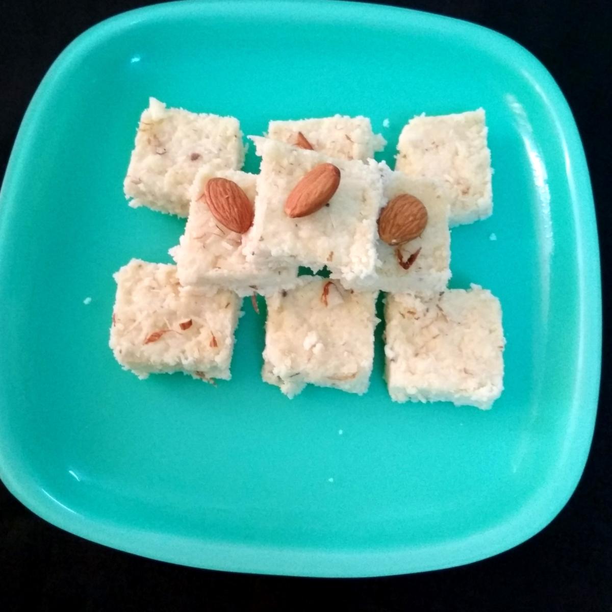 Instant Kalakand | Holi Special | Recipe No. 86