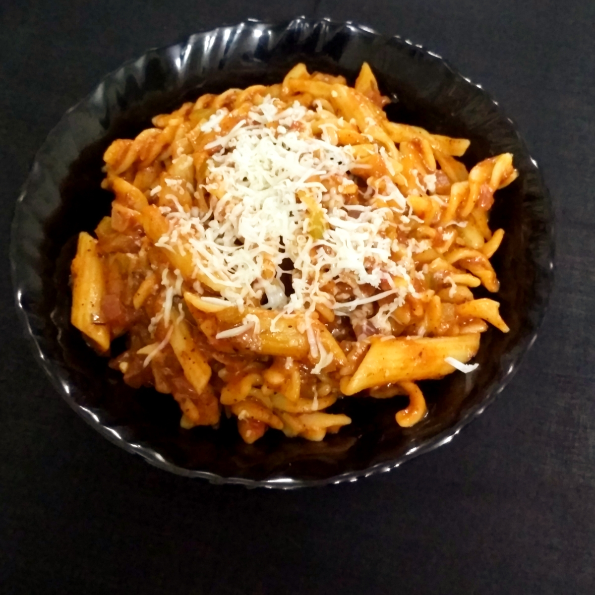 Pasta in Red Sauce | Recipe No. 104