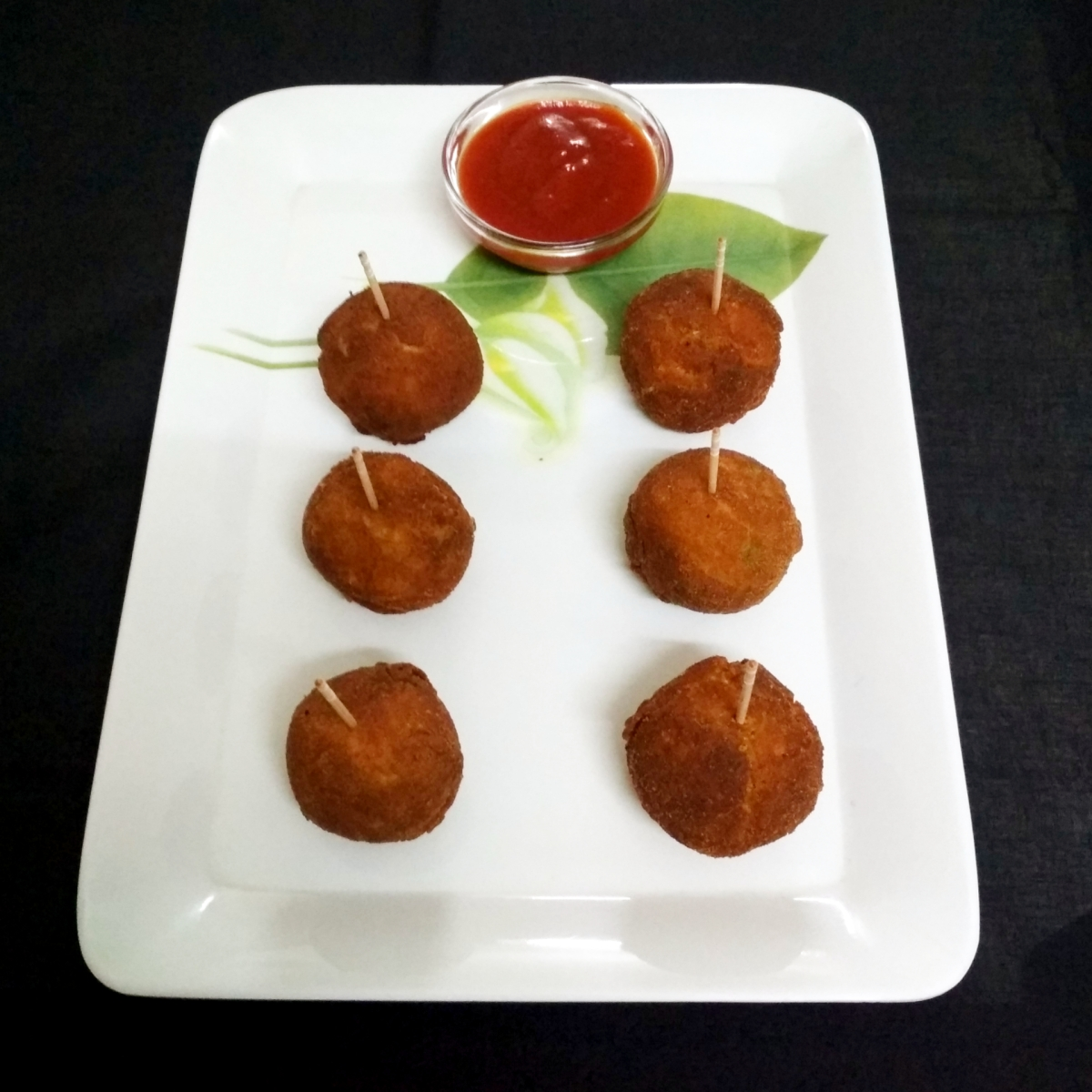 Veg Lollipops | Recipe No. 114