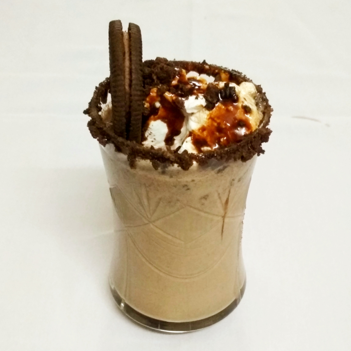 Oreo Milkshake | Recipe No. 111