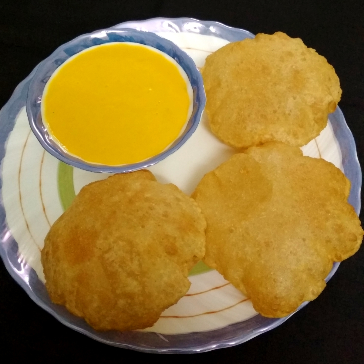 Aamras Puri | Recipe No. 113